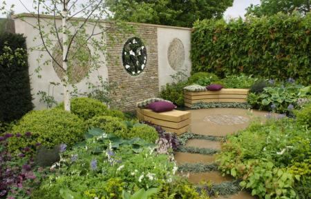 Malvern Spring Gardening Show 2012 - A Place to Reflect