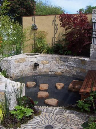 RHS Chelsea 2009 - A Japanese Tranquil Retreat Garden