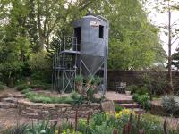 The Resilience Garden at the RHS Chelsea Flower Show 2019
