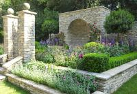 The Claims Guys: A Very English Garden, artisan garden at Chelsea flower show 2018