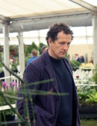 Monty Don at the Malvern Spring Gardening Show